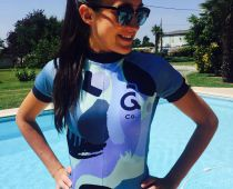 MILKYWAY Già e Battista Short Sleeve Jersey - Women cycling wear