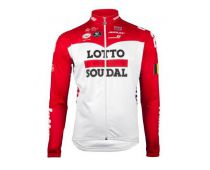 Long sleeve jersey  Lotto Soudal  2018 - Vermarc
