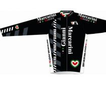 MARCARINI winter's cycling jacket - Marcarini