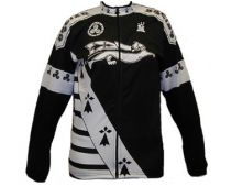 Brittany long sleeves cycling jersey - Marcarini