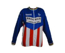 Brooklyn Vintage long sleeve jersey - Marcarini