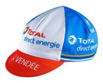 Casquette course Total Direct Energie 2020 - Nalini