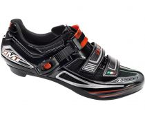 DMT Impact Shoes Black / Red - DMT