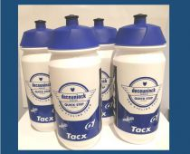 Lot de 4 bidons Quick Step Deceuninck 2020 - Tacx