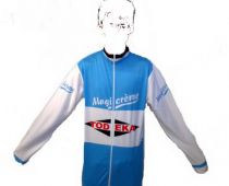 Maillot Cycliste Magicreme Manches Longues - Marcarini