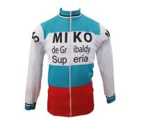 Long sleeve cycling jersey Miko Superia - Marcarini