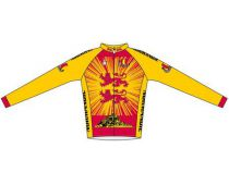 Normandy long sleeve jersey - Marcarini