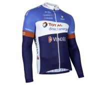 Total Direct Energie Long Sleeve Jersey - Nalini