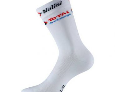 Chaussettes TOTAL DIRECT ENERGIE 2020 - Nalini