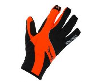 Spiuk gloves winter  Black / Orange - Spiuk