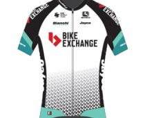 Maillot REPLICA manches courtes BIKE EXCHANGE 2021 - Giordana