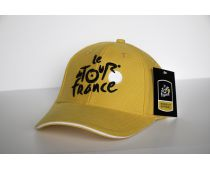 PODIUM Tour de France Cap YELLOW