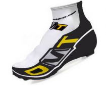 DMT Chrono Shoe Cover Black / White - DMT