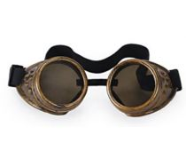 Vintage glasses COPPER // Steampunk glasses