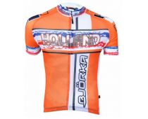 Short sleeve jersey Bjorka Holland - Bjorka