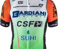 Maillot manches courtes CSF BARDIANI 2019 - ALE