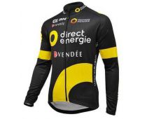 Maillot manches longues Direct energie 2016 / 2017 - ALE