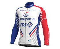 Long Sleeve jersey  GROUPAMA FDJ 2018 / 2019 - ALE