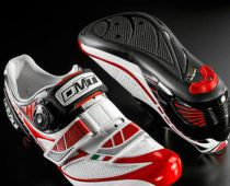 DMT PEGASUS Road Shoes Red/White - DMT