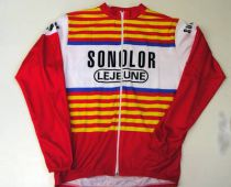 manches longues cycliste  Sonolor - Marcarini