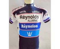 Maillot cycliste Reynolds mythique manches courtes - Marcarini