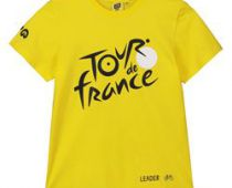 Child t-shirt Tour de France 2019 Yellow leader