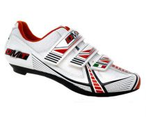 DMT VISION 2 Road Shoes Red/White - DMT